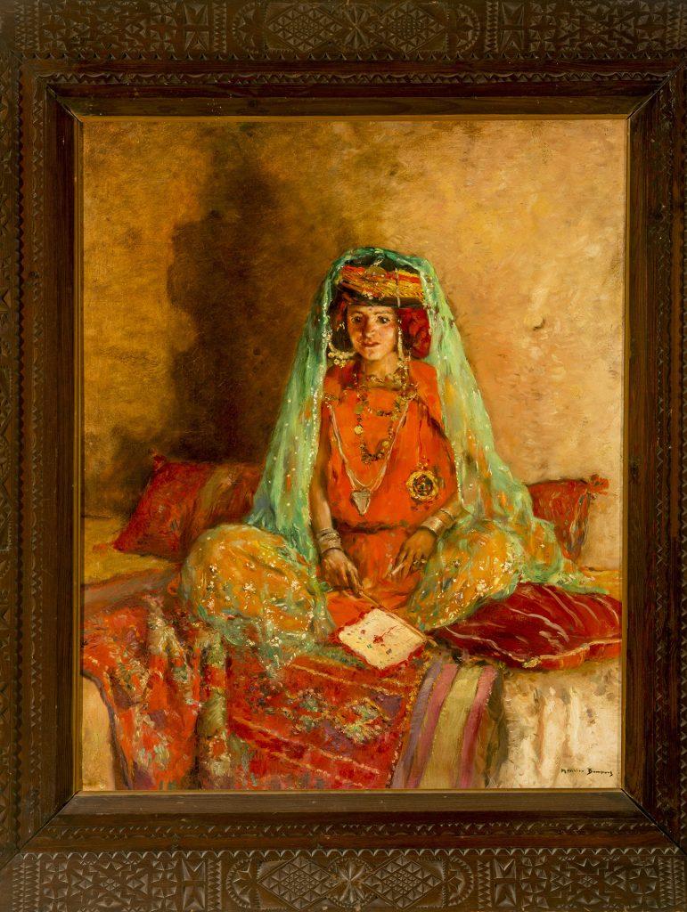 Maurice Bompard - Ouled Nail de Biskra (1898)